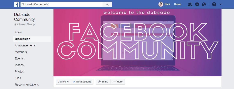 Dubsado Facebook Community
