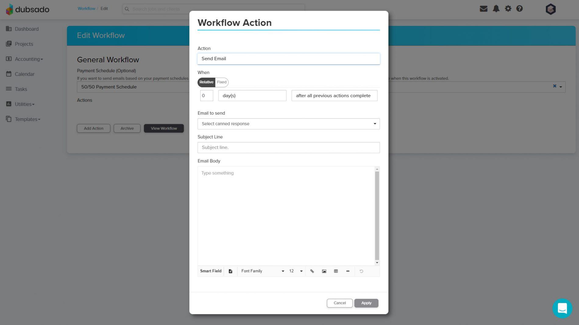 Dubsado Workflows are Genius