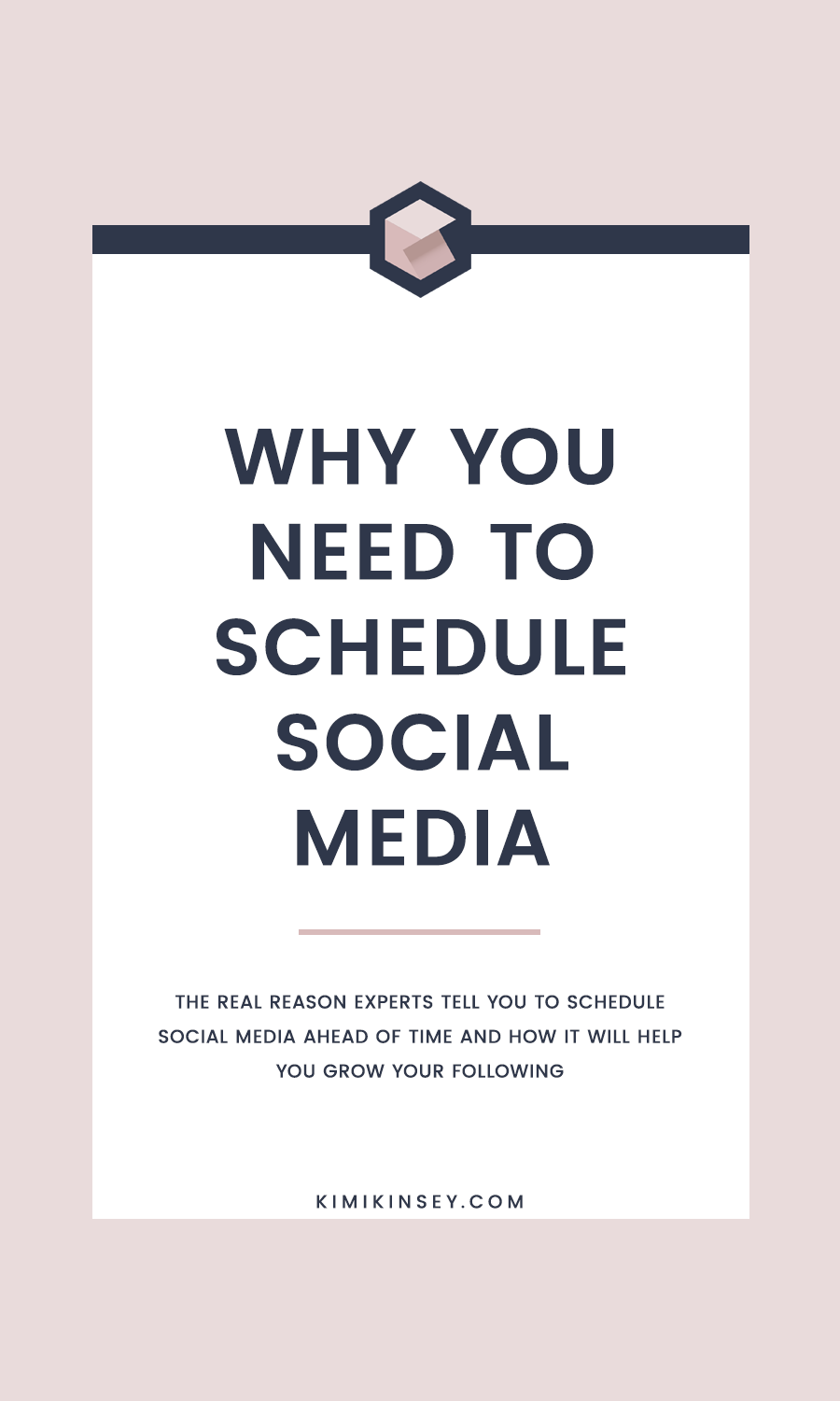 Why you need to schedule social media
