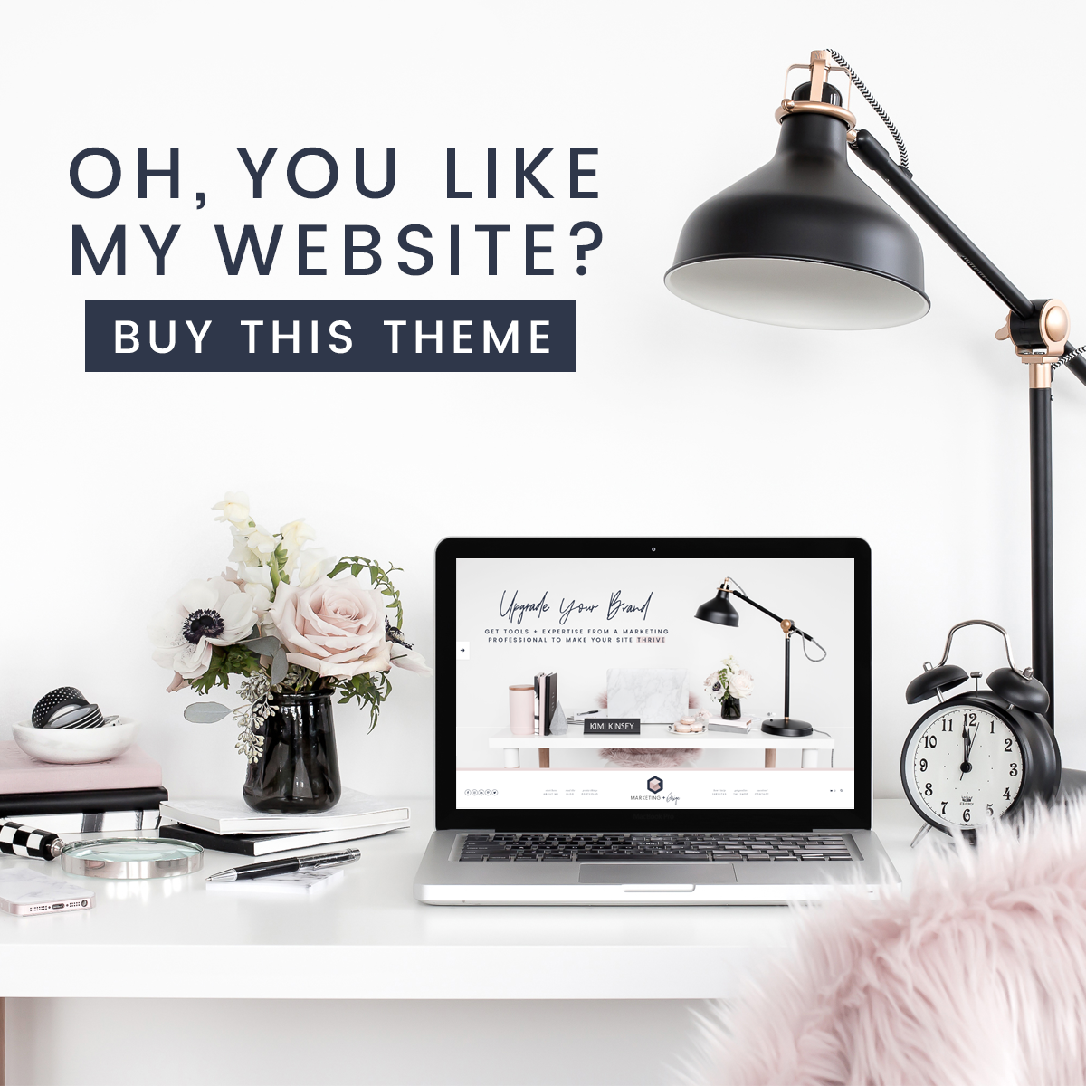 Buy the Hello Luv WordPress Theme