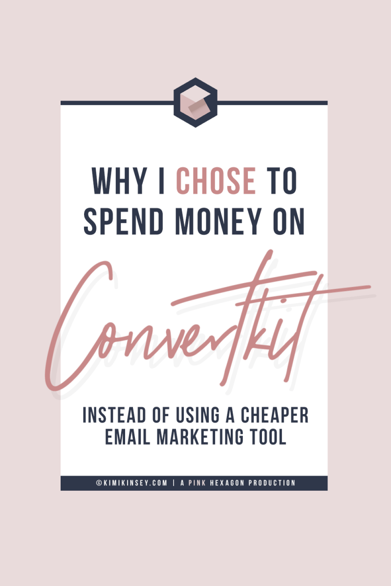 Why you should invest in a professional email marketing tool for your business and how the right tool can help grow your email list and nurture the list you already have. The best email marketing tool for its price #emailmarketing #convertkit #businesstools  #businesstips #businessgrowth #entrepreneur #entrepreneurtips #howtogrowabusiness #emaillist #smallbusiness