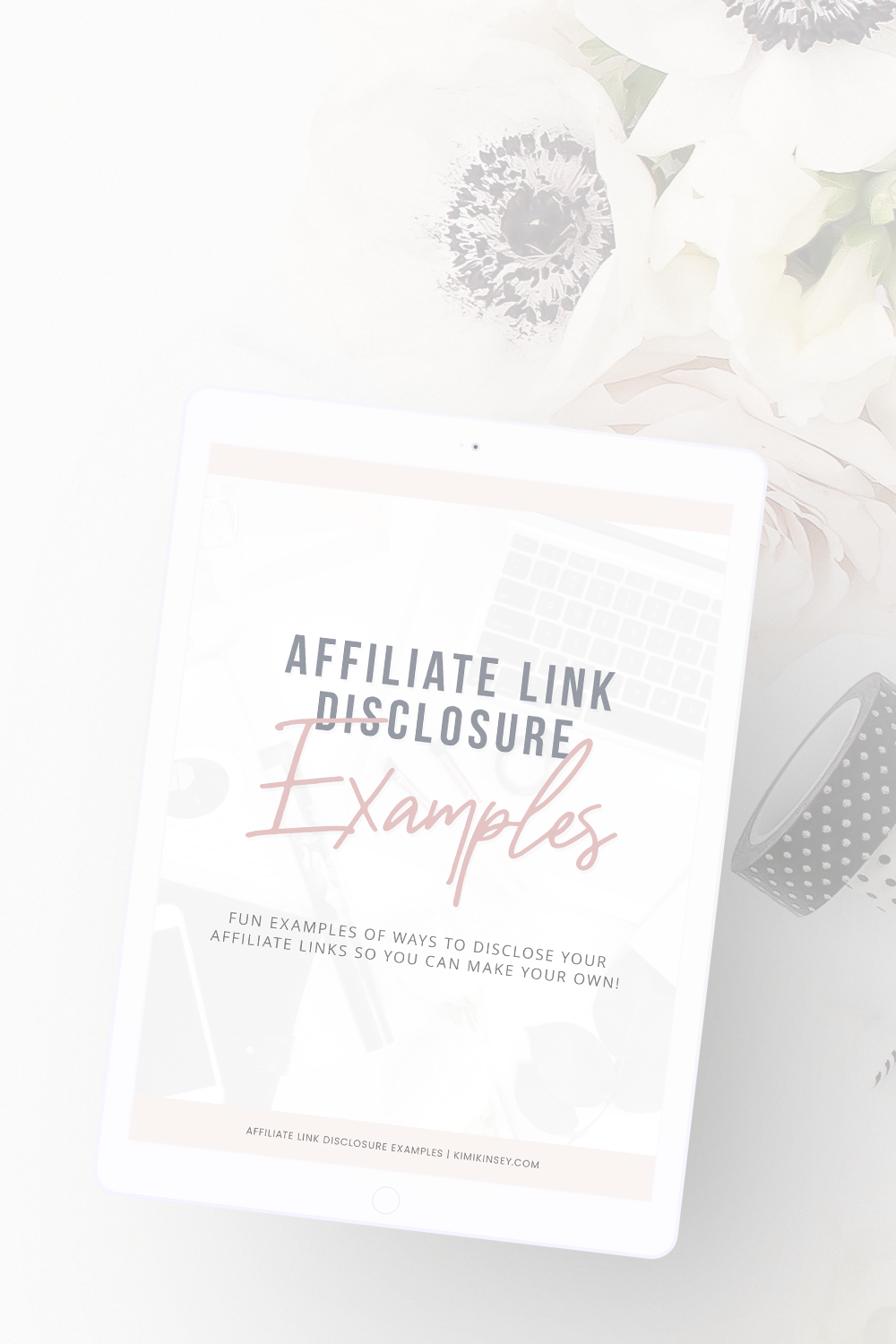 How To Properly Disclose Your Affiliate Links + Free Affiliate Disclaimer Cheat Sheet